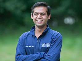 Dr. Parshav Desai | Paramus Medical & Sports Rehabilitation Center